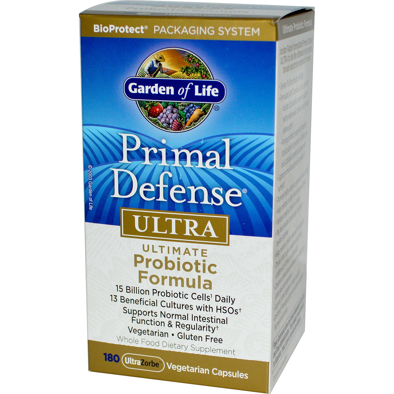 180 Count Primal Defense Ultra