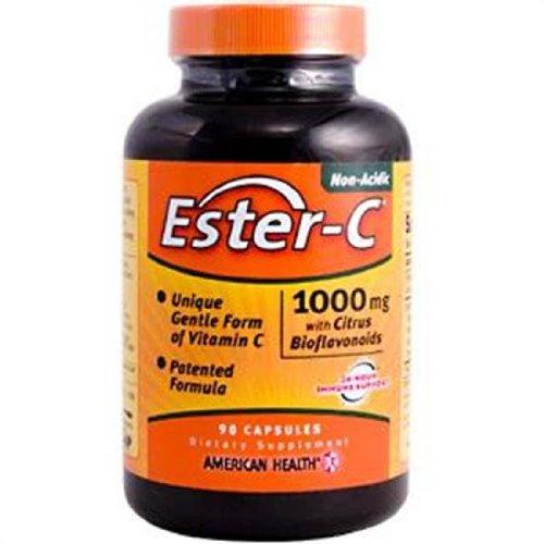 90 ct 1000 mg Ester-C Capsules