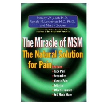 The Miracle of MSM Hardback Book