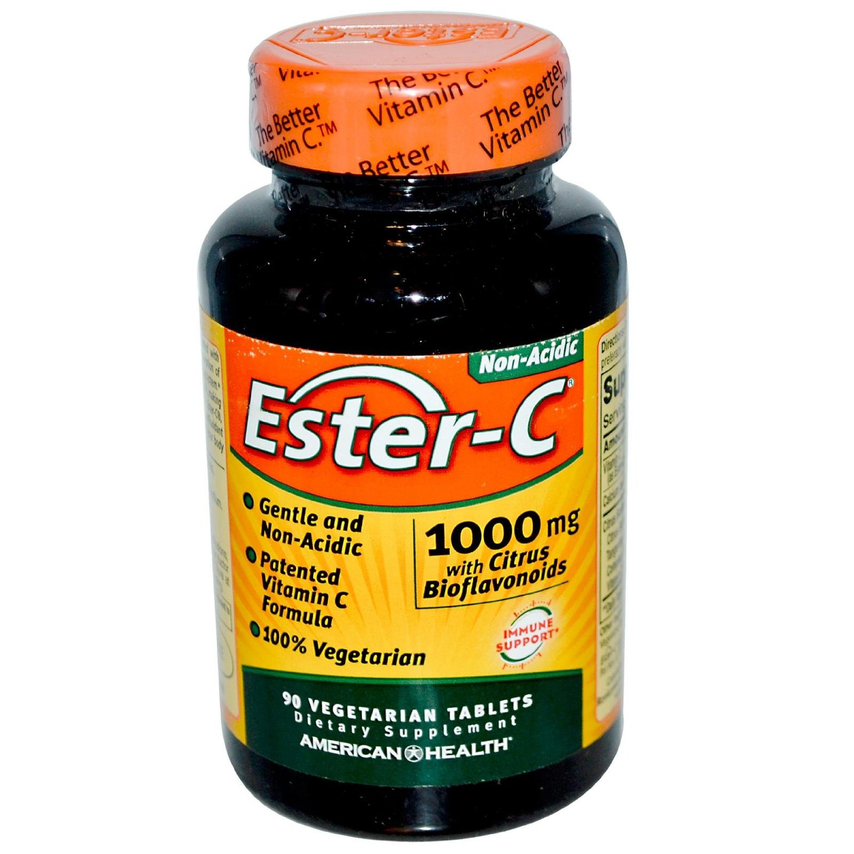 90 ct 1000 mg Ester-C Tablets
